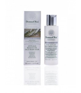 Oil anti-age, Facial Hair Body - 100 ml - Domus Olea Toscana | Yumibio