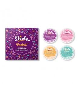 Deodorant Natural Cream -...
