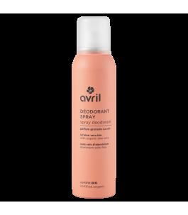 Déodorant Spray 150 ml - Avril | Yumibio
