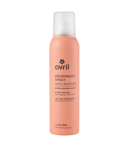 Deodorant Spray 150 ml - Avril | Yumibio