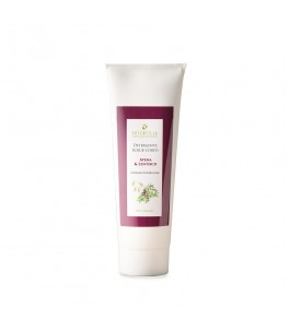 Cleansing Body Scrub with Oats and Mastic - Cinquefoil   Yumibio