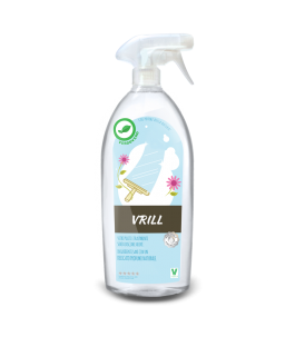 Vrill - Detersivo ecologico Vetri - Verdevero | Yumibio