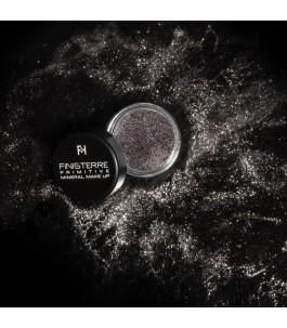 Eyeshadow-Mineral Grey - Dark Golem - Finis Terre | Yumibio
