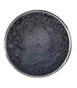 Fard À Paupières Minéral Gris Foncé - Darkside - Finis Terre | Yumibio
