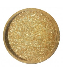 Eyeshadow, Mineral-Rich Gold - Eldorado - Finis Terre | Yumibio