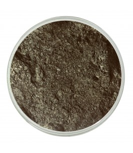 Eyeshadow-Mineral Dark Brown Satin - Mida - Finis Terre | Yumibio