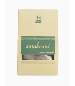 Resina di Sambrani - Tea Natura | Yumibio