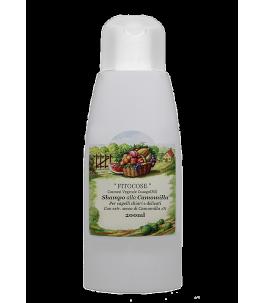 Shampoo Highlighting the Chamomile - Fitocose | Yumibio