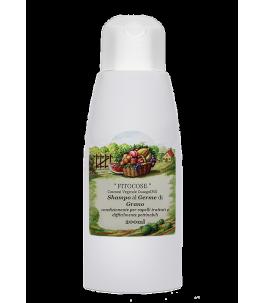 Shampoo al Germe di Grano per capelli secchi - Fitocose | Yumibio