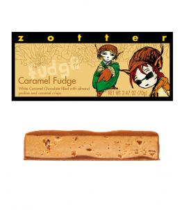 Chocolat Caramel-Blanc - Zotter   Yumibio