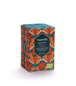À base de plantes de thé dans le Filtre - Detox - Neavita   Yumibio