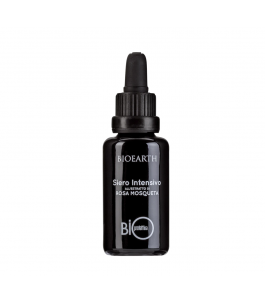 Intensive serum Rose Hip anti-aging and Bio-Vegan - Bioearth | YumiBio