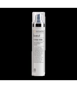 Face cream with the Slug slime for Dry Skin - Bioearth   YumiBio
