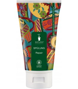 Conditioner with Extract of Lime blossom and Oats - Bioturm | Yumibio