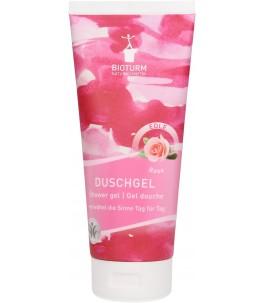 Shower Gel Rose Damascena - Bioturm | Yumibio