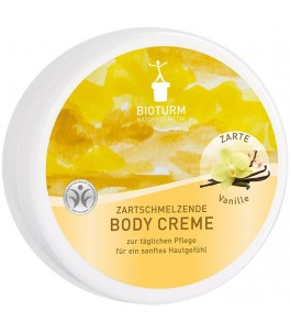 Body cream Vanilla - Bioturm   Yumibio