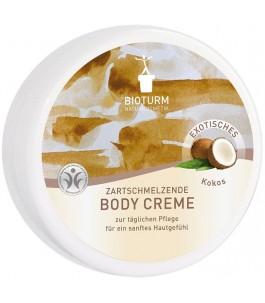 Body cream Coconut - Bioturm   Yumibio