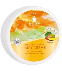 Body cream Mango - Bioturm   Yumibio