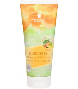 Shower Gel Mango - Bioturm | Yumibio