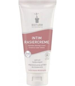 Crème Bio Rasage Intime - Bioturm|Yumibio