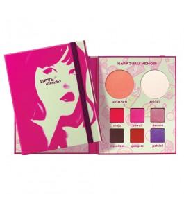 Palette Eye Shadow - Harajuku Memoir - Neve Cosmetics | Yumibio