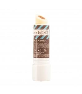 Chap Stick Two-Tone Kiss - Coconut - Chiò Skincare | Yumibio