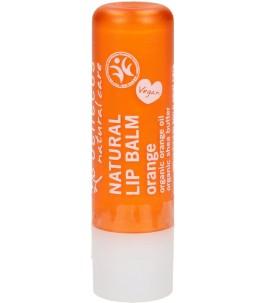 Balsamo Labbra Vegano Arancio - Benecos | Yumibio