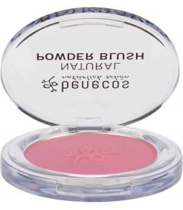 Blush compatto Bio Rosa Malva - Benecos | Yumibio
