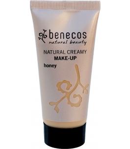Fondotinta Liquido Ecobio Cremoso Honey - Benecos | Yumibio