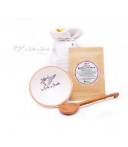 Bag Kit Masks - herbs Janas | Yumibio