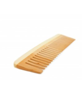 Comb Double Natural Wood