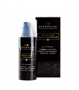 Crema Viso Lenitiva all'Elicriso - Esmeralda Cosmetics| Yumibio