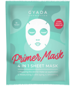 Primer Mask - 4 in 1 - Gyada Cosmetics | Yumibio