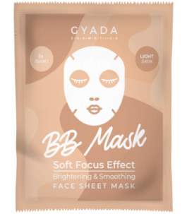 BB Mask Soft Focus Effect - Gyada Cosmetics | Yumibio