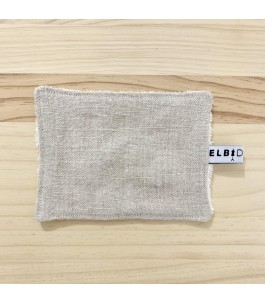 Pad Esfoliante in Bambù e Fibra Naturale - ElbiDesign   Yumibio