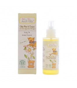 Olio per il Corpo Baby - Anthyllis | Yumibio