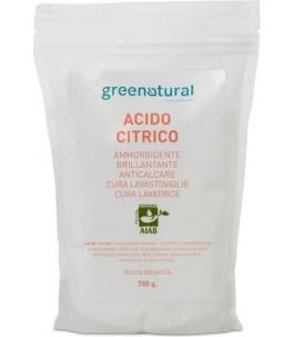 Acido Citrico Naturale in polvere - Green Natural | Yumibio