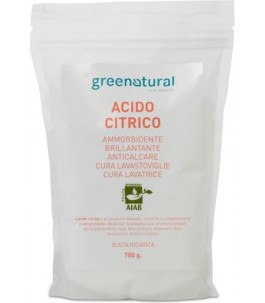 Citric acid Natural powder