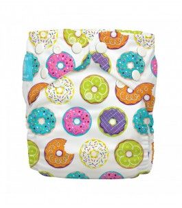 Cloth Diaper Is One-Size - Charlie Banana | Yumibio