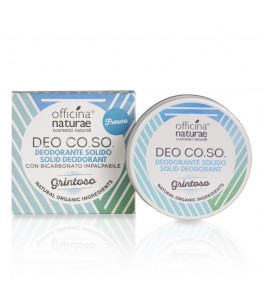 Deo CO.I KNOW. Gritty - Workshop Naturae | Yumibio