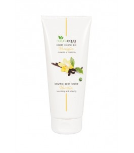 Body Cream Vanilla