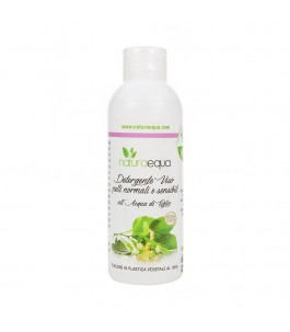 Detergente Viso Naturale per Pelli Normali e Sensibili - Naturaequa | Yumibio