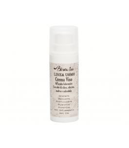Crema viso all'acido ialuronico - Bisoubio| Yumibio