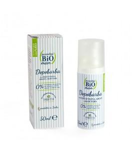 La lotion après-rasage de l'Huile d'Olive et d'Argan Support - Bio   Yumibio
