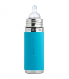 Bottle stainless steel Thermal 260 ml - Heavenly - Pure | Yumibio