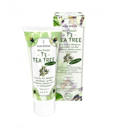 Fitopomata Gel Tea Tree - Alma Briosa   Yumibio