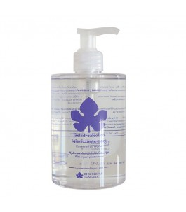 Gel idroalcolico igienizzante mani 500 ml - Biofficina Toscana | Yumibio