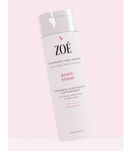 Body Food - Face Cream with Moisturizing and Smoothing action - Zoé Cosmetics | Yumibio