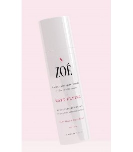 Matt Flying - Face Cream With Mattifying - Zoé Cosmetics | Yumibio