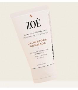 Glowrious Gommage - Scrub Viso Illuminante - Zoé Cosmetics | Yumibio